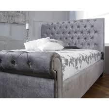 buy limelight orbit silver bed frame online big warehouse sale