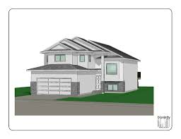 100 Bilevel Home 1373 Sqft Concept Modified BiLevel Plan November