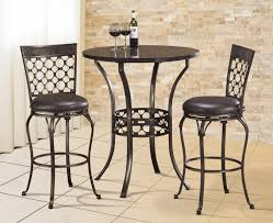 3 Piece Bar Table Set Pub Stool Counter Height Chairs Swivel Kitchen ... Hanover Traditions 5piece Alinum Outdoor Ding Set With Swivel Chairs With Casters A R T Valencia Castered Chair In Indoor Chromcraft Kitchen Revington Table Amazoncom Morocco Square And Four On Wheels Tvdesignorg Astounding Value City Fniture Room Cool Haddie 8 Cancupinfo Mesmerizing Cheap Dinette Sets Immaculate Lowes Sling Covers Six Patio Cushion Tilt Coaster Mitchelloak 5 Piece 3in1 Game Alkar Billiards