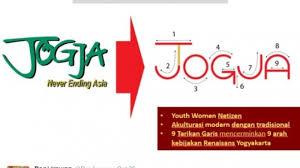 Pemenang Desain Cover Maroon5 Lebih Suka Logo Yogya Lama
