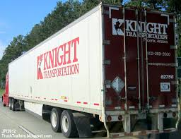 100 Knight Trucking Company TRUCK TRAILER Transport Express Freight Logistic Diesel Mack