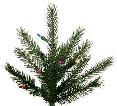 9 Fraser Fir Artificial Christmas Tree by 9 U0027 Pre Lit Natural Frasier Fir Artificial Christmas Tree Multi