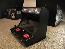 Bartop Arcade Cabinet Kit by Bartop Arcade 19 U2013 Play The Classics At Home