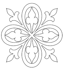 36 Patterns Coloring Pages Uncategorized Printable