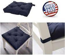 Poang Chair Cushion Blue by Ikea Chair Cushion Ebay