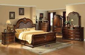 Rustic Bedroom Vanity Fancy Bed Set In Modern Style Bedside Table