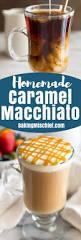 Pumpkin Spice Macchiato Dunkin Donuts Nutrition by Better Than Starbucks Caramel Macchiato Recipe Starbucks