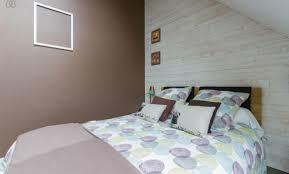 comment repeindre sa chambre comment peindre une chambre avec 2 couleurs gris et bleu le havre