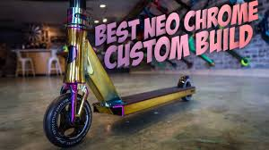 WORLDS BEST RAINBOW PRO SCOOTER