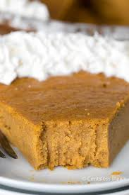 Crustless Pumpkin Pie by Crustless Pumpkin Pie Is Harvest Heaven On A Plate So Delicious