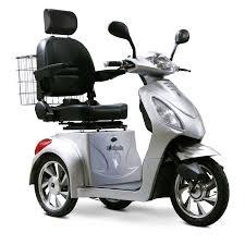 E Wheels EW 36 3 Wheel Electric Senior Mobility Scooter