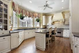 Choosing Quality Kitchen Cabinets Off White With Dark Floors Breathtaking