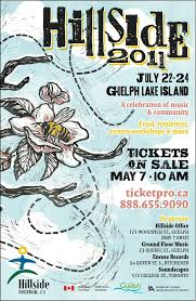 Guelph ON Will Always Be Linked With Indie Rock In My Mind Because Of Hillside Festival I Have Memories High School Friends Who Would Come Back From