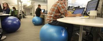 Yoga Ball Desk Chair Size by Decor Yoga Ball Desk Chair Image Yoga Ball Desk Chair At Work