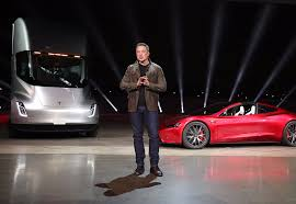 Tesla Unveils A New Electric Semi-Truck And A Sports Car - GineersNow 10 Of Your Favorite Sports Cars Turned Into Pickup Trucks Tesla Reveals The Semitruck To Change Trucking Industry And A Howards Auto Body Car Vintage Truck Advee John Car Transport App Ranking Store Data Annie Pin By Ethnis On For Life Pinterest Lamborghini I See Your Monster Truck Limo Raise You Sports Beamng Drive Low Vs Lifted Suv Crashes Youtube Just A Guy Racing Not Just For Cars Anymore Antique Red Vector Png Is This 47 Chevrolet Rat Rod Or The Gmc Syclone More Than