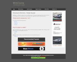 Bitcoin Faucet Bot 2017 by Wincoins Faucet Rotator Script Download Sourceforge Net