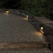 retaining wall lighting crafts home with light plan 10 steps for