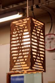 Laser Cut Lamp Shade by Designing And Building Ceiling Light U2013 Ketturi Electronics