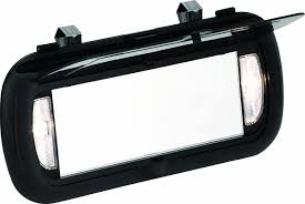 Bell Automotive 22-1-00449-8 Large Lighted Visor Mirror, Visor ... Dodge Tow Mirrors On A Gmt400 Chevy Truck Forum Gm Club About Winghood Zone Tech Blind Spot Adjustable 2pack Stickon Exterior Side View For Ford F Series Trucks 19972002 Oem Ref For Lovely Forklift Maverick Edmton Kiji Interesting Amazon 4pack Premium Quality Curtains Decoration Ideas Drapes Rm10 092018 Ram With Nontowing Car Part Numbers And Related Parts Fordificationnet