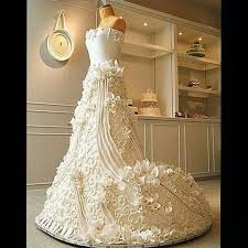 Unbelievable You Can Now Eat Your Wedding Dress  BrownShugar