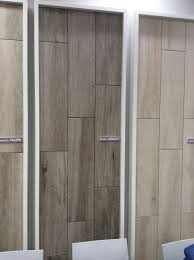 6 X 24 Wall Tile Layout by Four Wood Plank Tile Trends From Coverings 2014 The Toa Blog