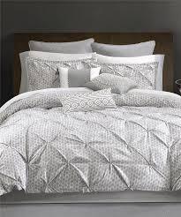 Echo Jaipur Bedding by Dotkat Twin Comforter Set Shadow Echo Design