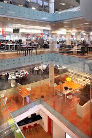 100 Morgan Lovell London Rackspace Office By