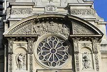 kostel étienne du mont wikipedie
