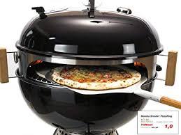 جوقة الثور معاق weber master touch pizzastein
