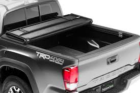 Advantage Truck Accessories® - Hard Hat™ Tri-Fold Tonneau Cover