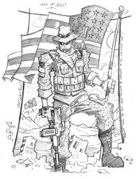 7 Images Of Navy Logo Coloring Pages Marine Soldier