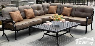 fascinating rc willey patio furniture pattern home design
