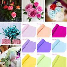 Image Is Loading Crepe Paper Wedding Birthday Party Supplies Decorations