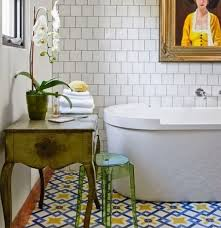 vintage bathroom floor tile patterns flooring ideas floor