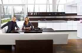 Modern Kitchen Booth Ideas delightful neutral kitchen virtual design layout showcasing white