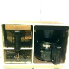 Under Counter Coffee Makers Black And Maker Space Saver Beach Cabinet Excellent Manual