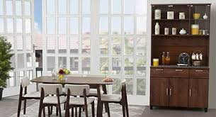 Dining Storage Kitchen Cabinets Desings
