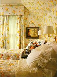 Another Approach To A Yellow Bedroom