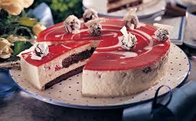 erdbeer grieß torte