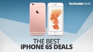 The best iPhone 6S deals in January 2018