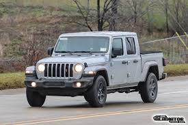 2020 Jeep Gladiator Testing In Black (Overland) And Billet Silver ... What If Your 20 Jeep Gladiator Scrambler Truck Was Rolling On 42 This Is The Allnew Pickup Gear Patrol 2018 Review Youtube With Regard The Commercial Launch In Emea Region Heritage 1962 Blog 1967 J10 J3000 Barn Find Brings Back Truck Wkbt Jeep Gladiator Pickup Concept Autonetmagz Mobil Dan Spy Shoot At Cars Release Date 2019 Elbows Into Wars Take A Trip Down Memory Lane With Jkforum