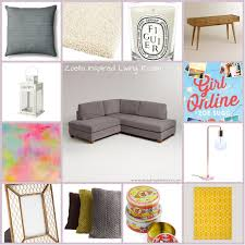 New Series Called Youtube Interiors Has Begun And Its Kicking Off With A Zoella Inspired Living Room D