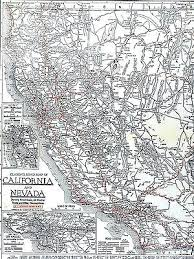 Road Map And Auto Northern California Oregon