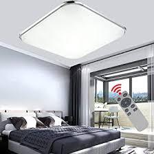 36w led dimmbar mit fb deckenleuchten ultra dünn modern deckenle flur schlafzimmer wohnzimmer le energiespar licht moderner minimalistischer