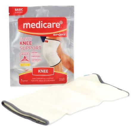 Medicare Sport Elastic Knee Support Large