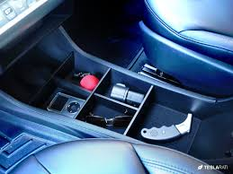 Tesla-Center-Console-Organizer-6.jpg 2013 Ram 1500 Center Console Storage Youtube Vault Truck And Suv Auto Safe By Kust Cw1505gls Car Armrest Boxtool Organizer Fit For 2017 The 8 Coolest Features On The 2016 Honda Pilot Ford Gun Vaults Red Hound 2 Black Front Floor Under Seat Bin 2015 F150 F150 Supercrew Amazoncom Bell Automotive 221333868 Coin Holder Compact Change Cup Box Dimes Case Preowned Gmc Sierra 2500hd Denali Crew Cab Pickup 072013 Silverado Tahoe 52017 Interior Mats