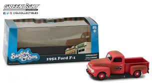 100 Sanford And Son Pickup Truck GreenLight 143 And 197277 TV Series 1952 Ford F1