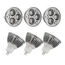 12v mr16 3w light bulbs ebay