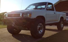 94 Toyota Pickup With Warn Bumper Downey Skid Plate 255/85R16 BFG ... Vwvortexcom Maybe Buying A Toyota Pickup 94 4x4 All Toyota Models Truck Truck File1991 Hilux Rn85r 2door Cab Chassis 20150710jpg 1989 Pickup Extra Cab 4cyl Jims Used Parts 1994 Or Car Stkr6607 Augator Sacramento Ca A Rusty Toyota Pickup In Aug 2014 Seen In Lowes Par Flickr Accsories Rn90cinnamon Specs Photos Modification Info At Reddit Detailed My The Other Day Trucks Pinterest 1988 Information And Photos Momentcar T100 Wikiwand