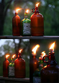 Citronella Lamp Oil The Range by Dyi Tiki Torch Mosquito Repellent Lanterns So Doing This With